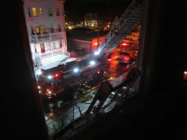 4 Langley Fire